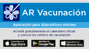 Ar vacunación. Aplicación para dispositivos móviles