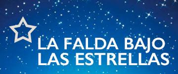 LA FALDA BAJO LAS ESTRELLAS